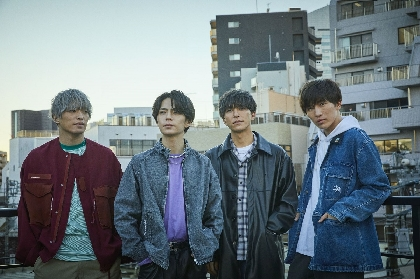 THE BEAT GARDEN、新曲「遠距離恋愛」をTBS『PLAYLIST』にて地上波初フル尺歌唱&遠距離恋愛にまつわるトークも