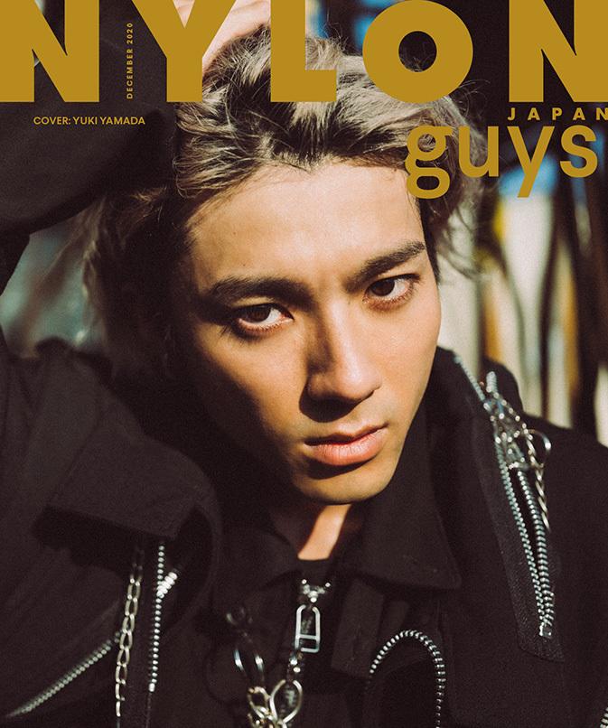 『NYLON JAPAN』2020年12月号