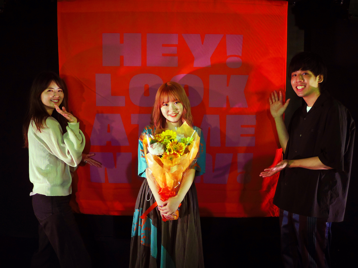 『HEY! LOOK AT ME NOW! vol.6』