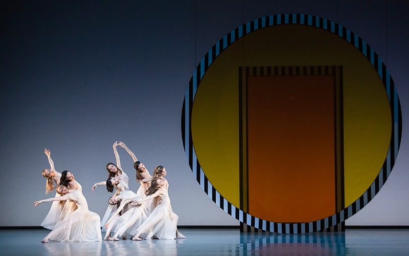 Opéra national de Paris「Daphnis et Chloé」 Photo:Agathe Poupeney / OnP