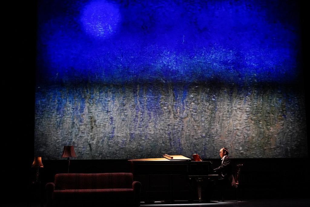 『Op.110 べートーヴェン「不滅の恋人」への手紙』舞台写真