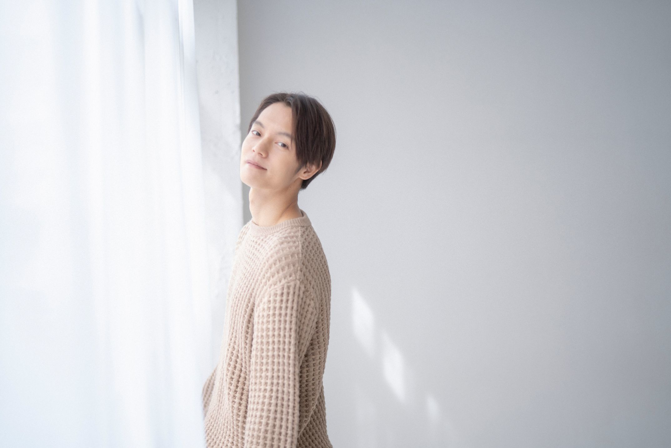 窪田正孝×写真家・齋藤陽道 カレンダー2021 撮影=齋藤陽道