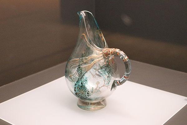 《水差「トンボ」》(1874~1889年、飛騨高山美術館蔵)