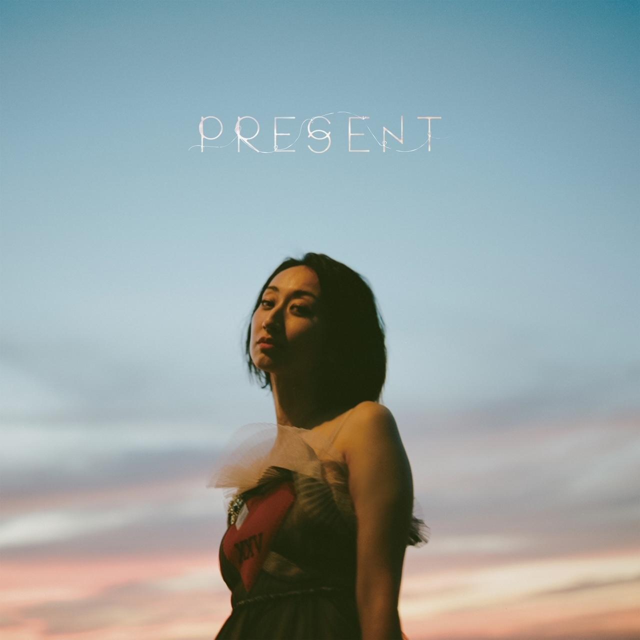 『PRESENT』初回限定盤ジャケット