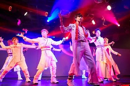 平安神宮敷地内で上演の『KYOTO SAMURAI BOYS』がプレオープン 華麗な歌とダンスを披露した舞台写真が到着