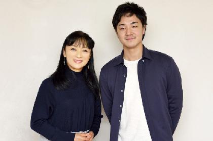 浅利慶太プロデュース公演 『この生命誰のもの』に出演の野村玲子・近藤真行に聞く