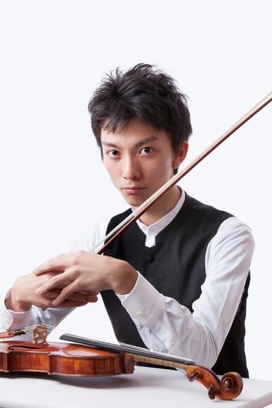 山根一仁(ヴァイオリン) ©K.Miura