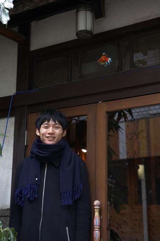 志村 信裕 photo by Yasuyuki Kasagi