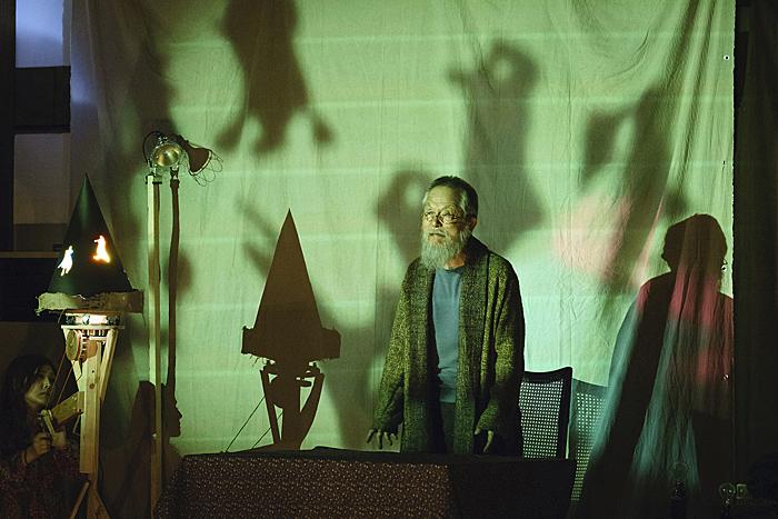 長野県芸術監督団事業『月夜のファウスト』(2019) 撮影:田中慶