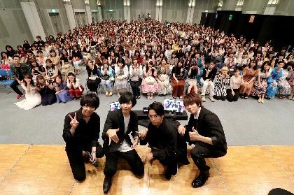 シド 東京&大阪で『承認欲求』リリイベ開催、「共感バトル」で優勝したメンバーは?