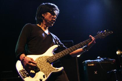 音楽評論家・小野島大の還暦祝うライブにRECK(FRICTION)、武藤昭平withウエノコウジら追加