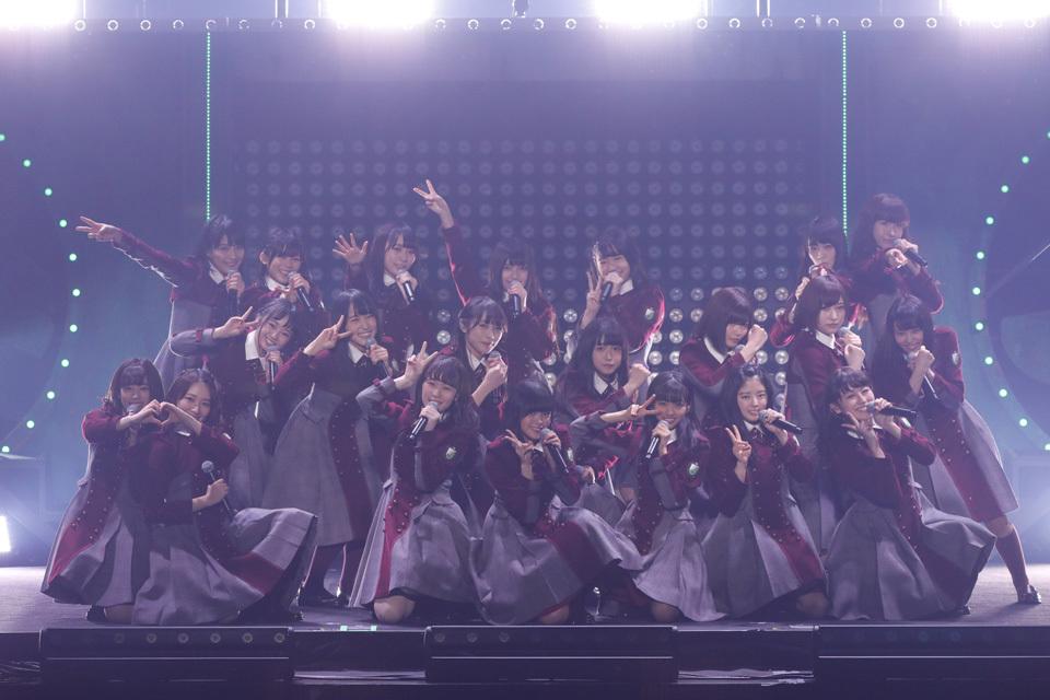 欅坂46 単独公演