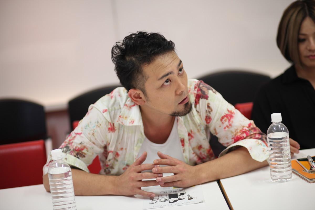 重田雅俊(Dr)/ LACCO TOWER