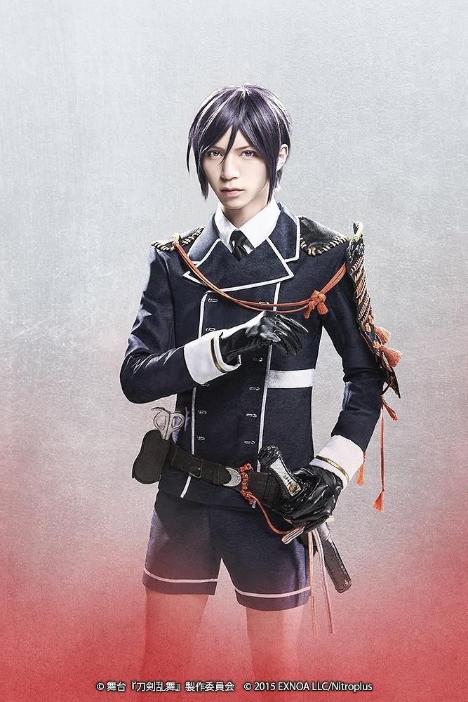 薬研藤四郎:北村 諒 (C)舞台『刀剣乱舞』製作委員会 (C)2015 EXNOA LLC/Nitroplus