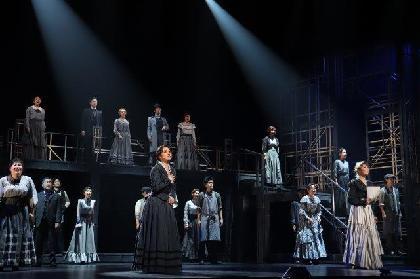 【特集企画】A New Musical『FACTORY GIRLS~私が描く物語~』The road to the opening<No.8>世界初演の新作ミュージカル堂々開幕!