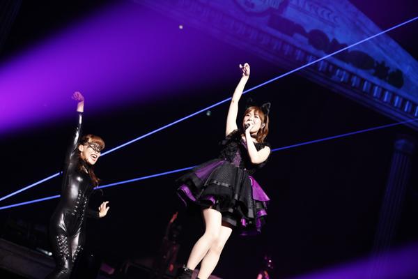 渕上舞 (C)Animelo Summer Live 2019