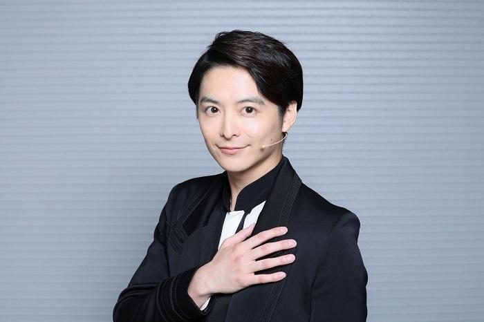 小池徹平 撮影:宮川舞子
