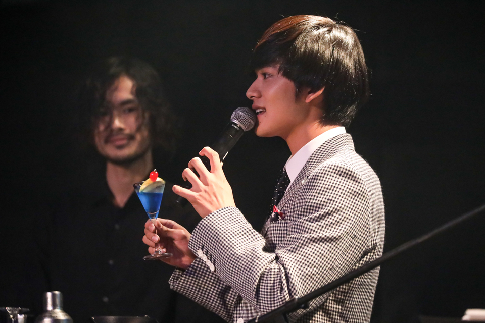 DISH//北村匠海 生誕祭「20th Birthday Live -ハタチワタシ-」