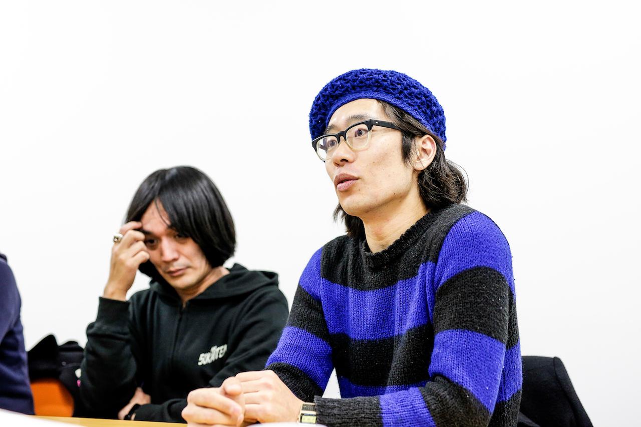 """ザ50回転ズ 撮影=日吉""""JP""""純平"""