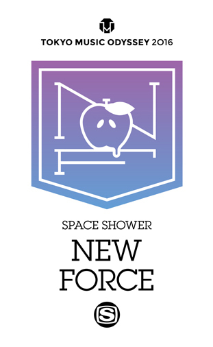 『SPACE SHOWER NEW FORCE』