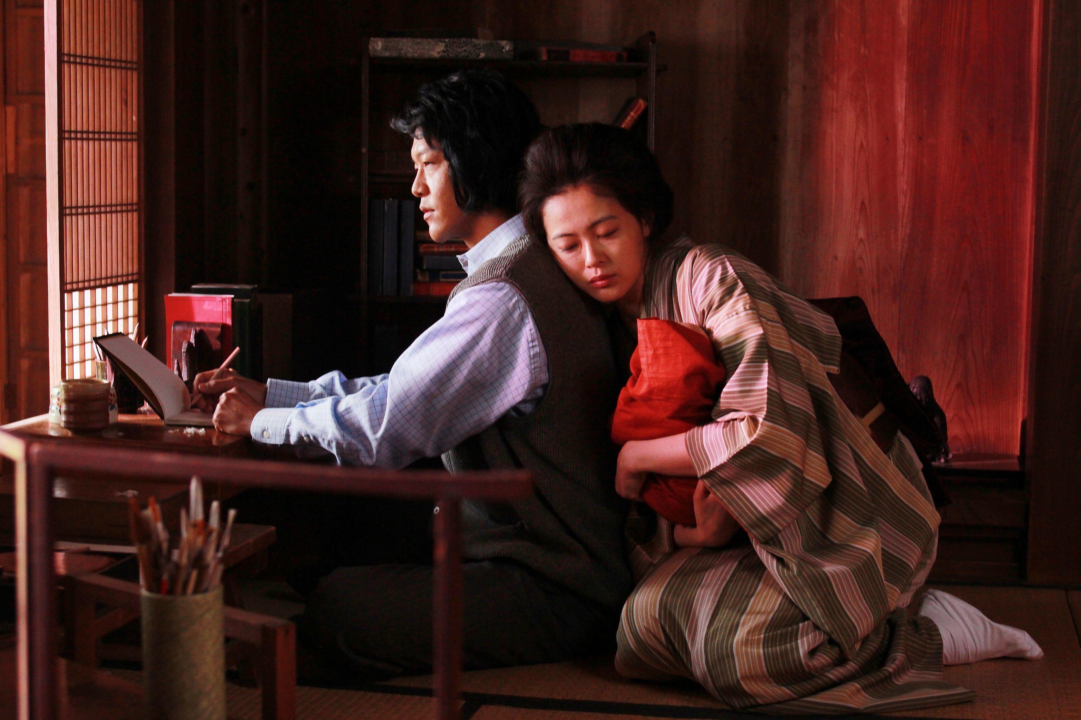 Ⓒ2015映画「夢二~愛のとばしり」製作委員会