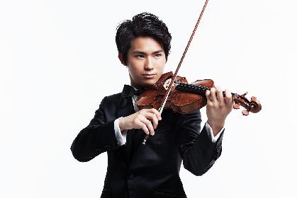 「真田丸」噂のテーマ曲は23歳イケメンヴァイオリン奏者 三浦文彰(みうらふみあき)