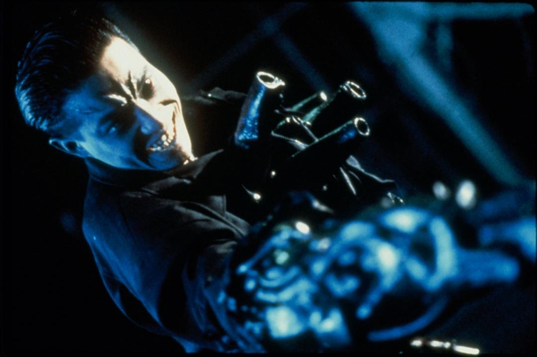 『鉄男Ⅱ BODY HAMMER』 (C)1993 TOSHIBA-EMI, KAIJYU THEATER