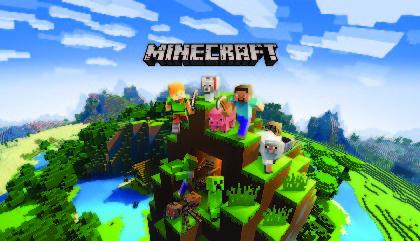PlayStation4用ソフト『Minecraft Starter Collection』発売決定!『Minecraft』ユーザーにはアップデート配信