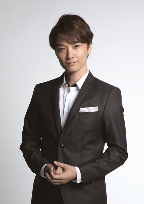 WOWOWスタジオ・ナビゲーター: 井上芳雄