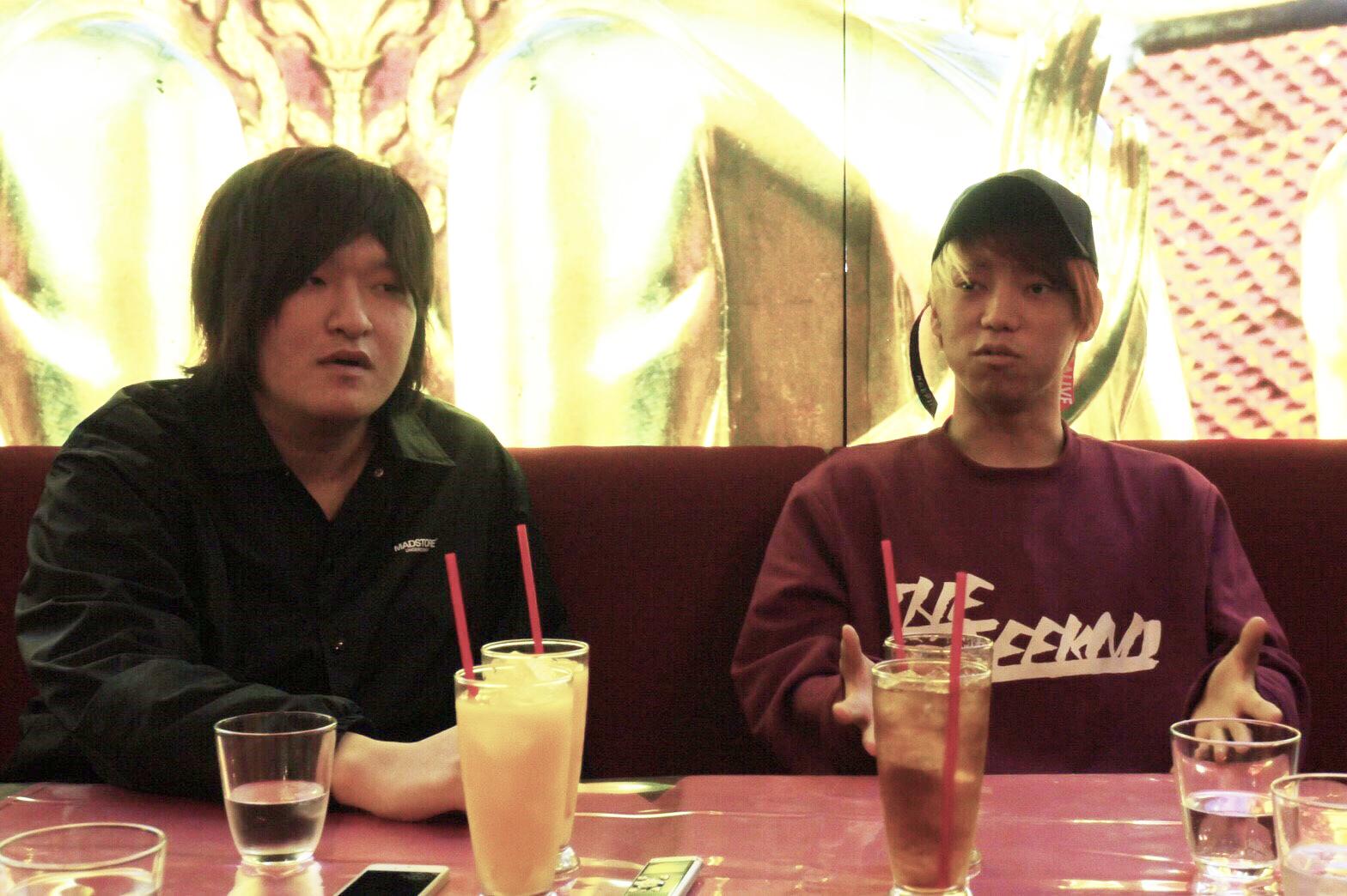 ReVision of Sence × モーリー(禁断ボーイズ)