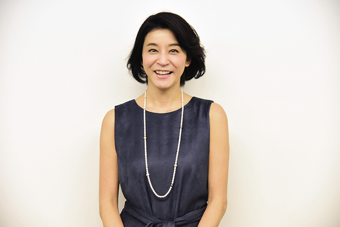高嶋ちさ子(撮影:Rio Sekiyama)