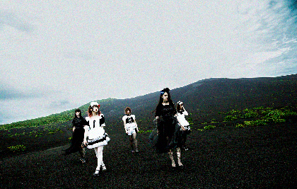 BAND-MAID 5月10日メイドの日に『オンライン冥途乃日』開催を発表
