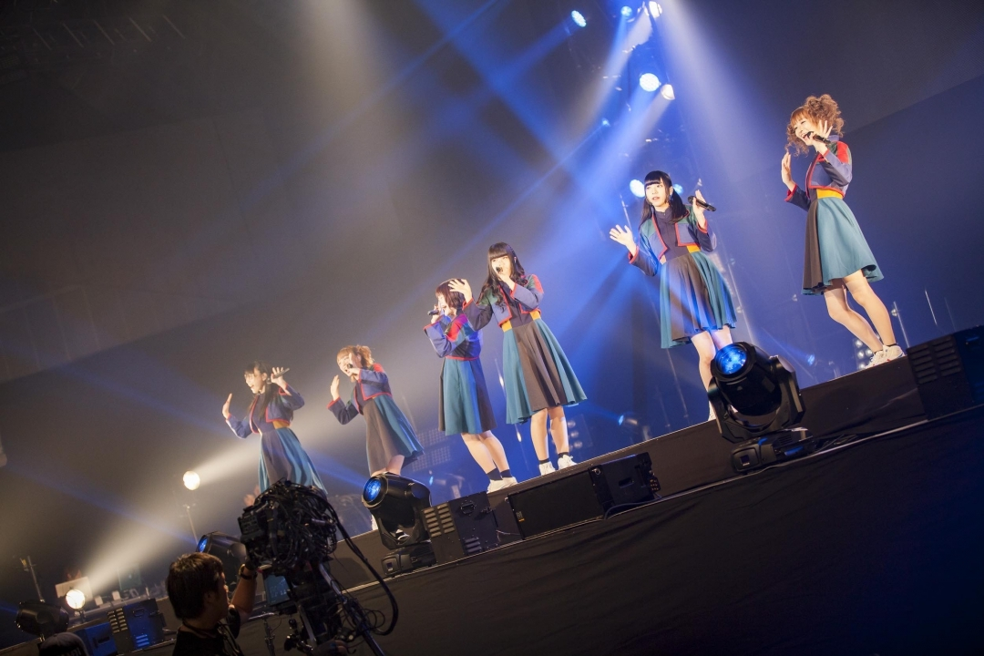 """BiSH『BiSH NEVERMiND TOUR RELOADED THE FiNAL """"REVOLUTiONS""""』"""