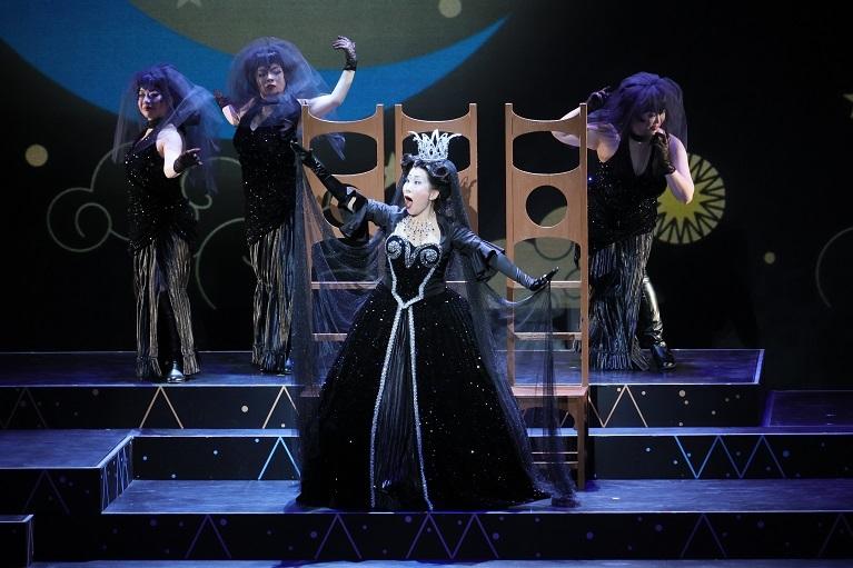 オペラへの招待 歌劇「魔笛」 脇坂法子(夜の女王)