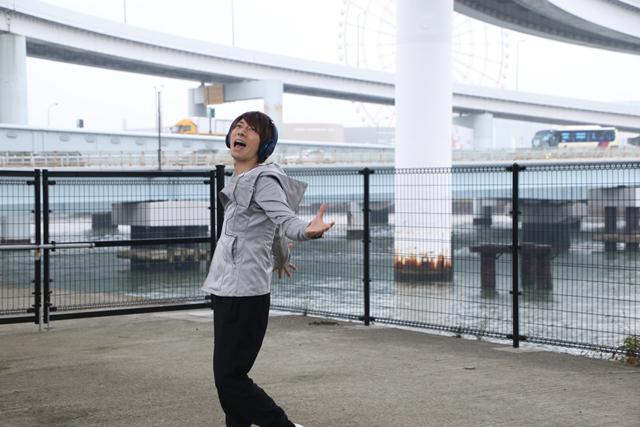NEWシングルのMV撮影で羽多野渉さん大興奮の出来事が
