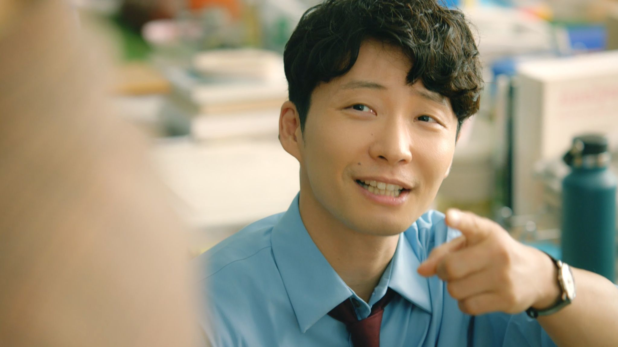 NTTドコモTVCM「先生、5Gって知ってる?」篇 (15秒、30秒)