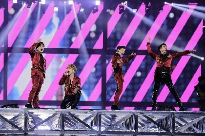 SHINee 日本活動の集大成となるベストライブでジョンヒョンのボーカルも入った新曲「From Now On」を披露