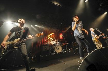 ザ・クロマニヨンズ  ツアー前半・LIQUIDROOMで炸裂した、古くて新しいロックンロール