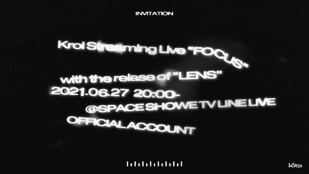 Kroi Streaming Live『FOCUS』