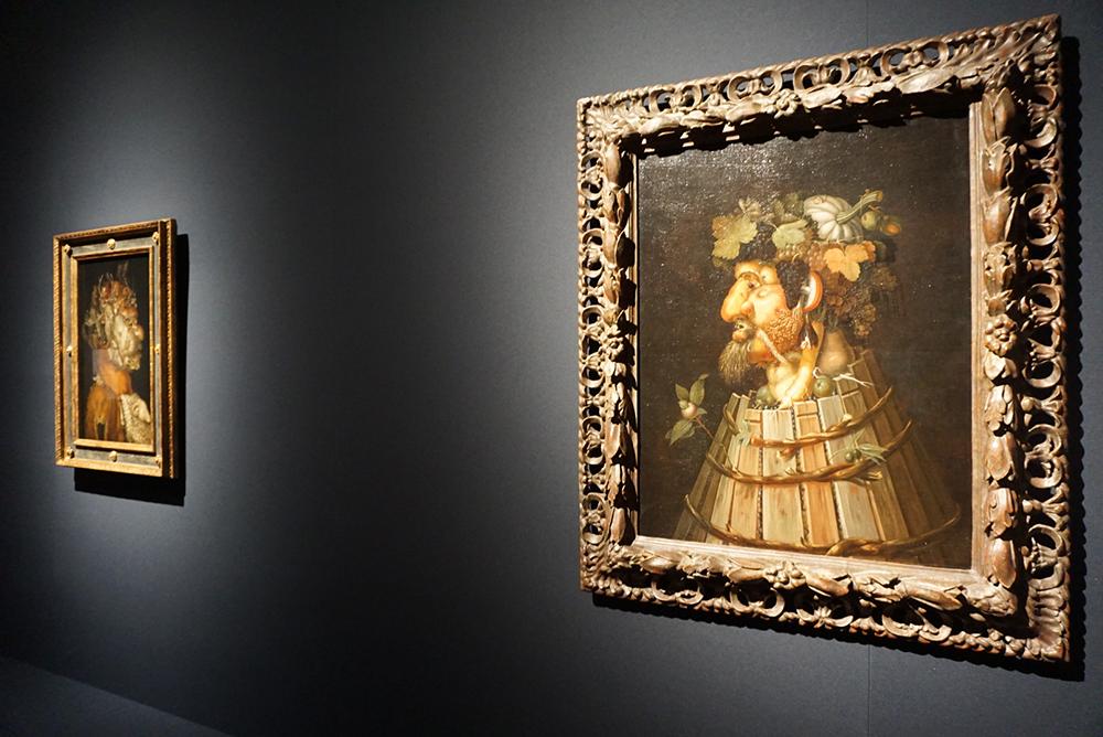 ジュゼッペ・アルチンボルド《秋》 1572年 油彩/カンヴァス デンヴァー美術館蔵 ©Denver Art Museum Collection: Gift of John Hardy Jones, 2009.729 Photo courtesy of the Denver Art Museum