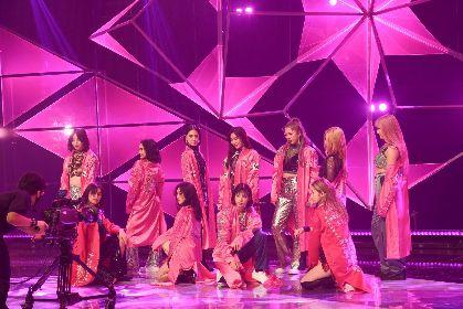 E-girls、ラストライブ開催を発表した『Specil LIVE & TALK Show』レポート 佐藤晴美「E-girlsで良かった」