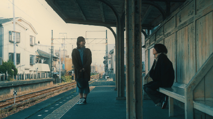 バンドマンの恋愛と人生を描いた映画『虹が落ちる前に』劇場公開が決定