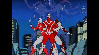 幻の名作アニメ『ウルトラマンUSA』Blu-ray化決定!27年ぶりの復活!