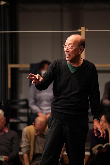 2011年11月 さいたまゴールド・シアター第5回公演『ルート99』 撮影:宮川舞子