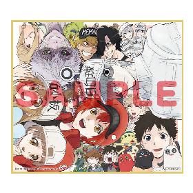 特別上映版『はたらく細胞!!』公開3週目特典はミニ色紙 キャラクターデザイン・吉田隆彦描き下ろし