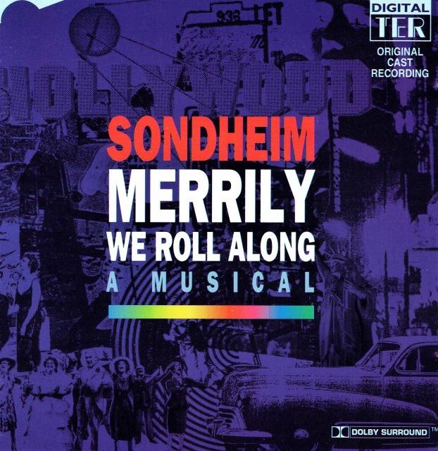マリア・フリードマンがメアリーを演じた、ロンドン版『メリリー』(1992年)のオリジナル・キャストCD