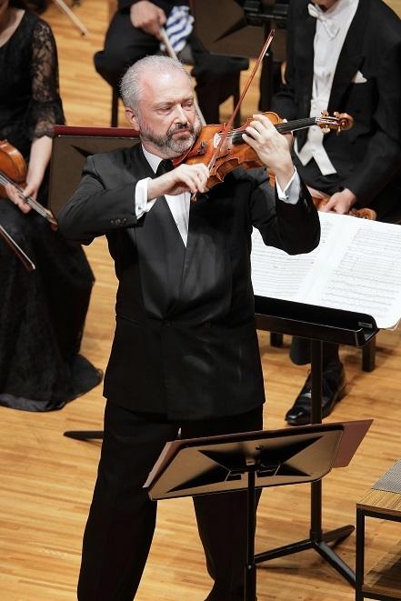 ヴァイオリンをめぐる壮大なミステリー「レッド・ヴァイオリン」を奏でるシトコヴェツキー (C)s.yamamoto