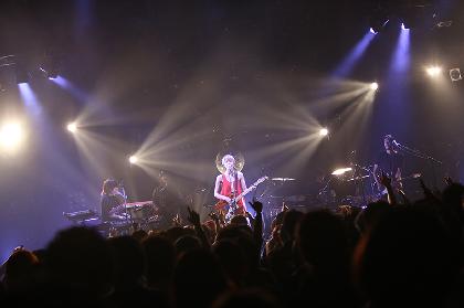 ハルカトミユキ ツアーファイナルで3rdアルバム発売&日比谷野音公演を発表