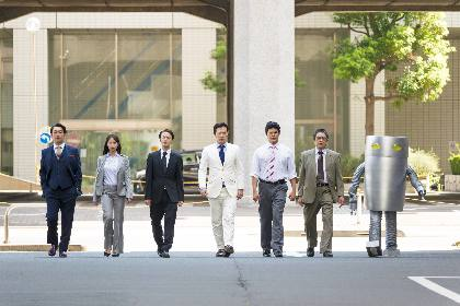 二代目・尾上松也主演で『課長バカ一代』が実写ドラマ化! 木村了、永尾まりやや歌舞伎界の重鎮たちも登場