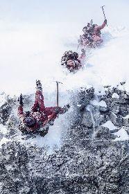 氷点下10度、極寒のチョモランマで撮影された迫力映像と過酷なアクション 映画『クライマーズ』予告編を解禁